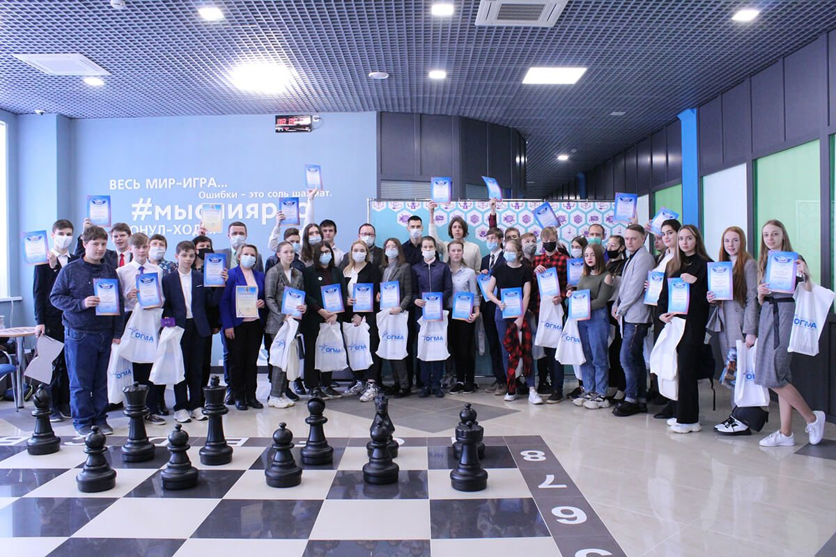 Очный финал регионального трека Всероссийского конкурса научно – технических проектов «Большие вызовы» в Брянской области