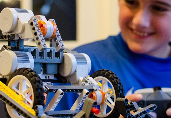 Профильная смена «Роботы в жизни человека»