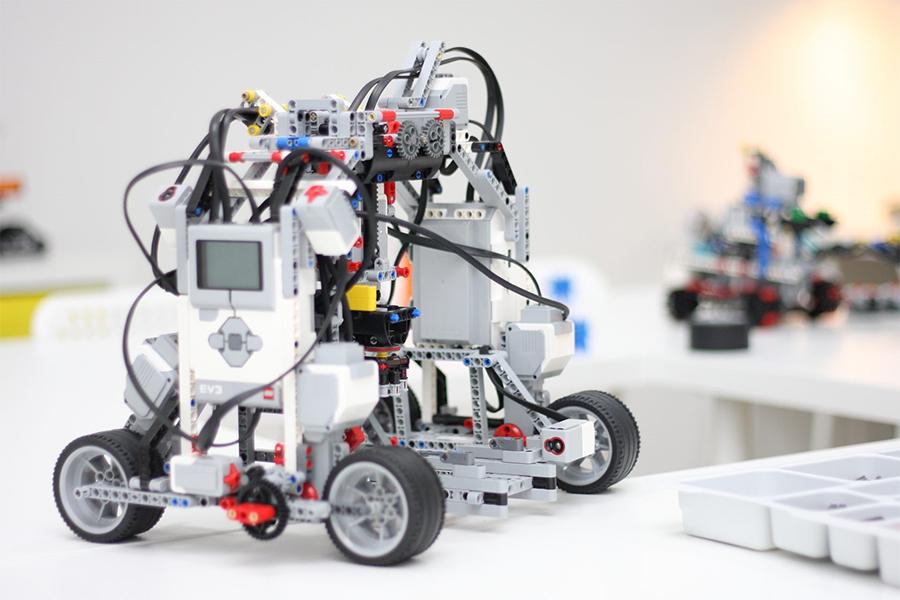 Профильная смена по робототехнике с 02 сентября по 05 сентября 2021 года