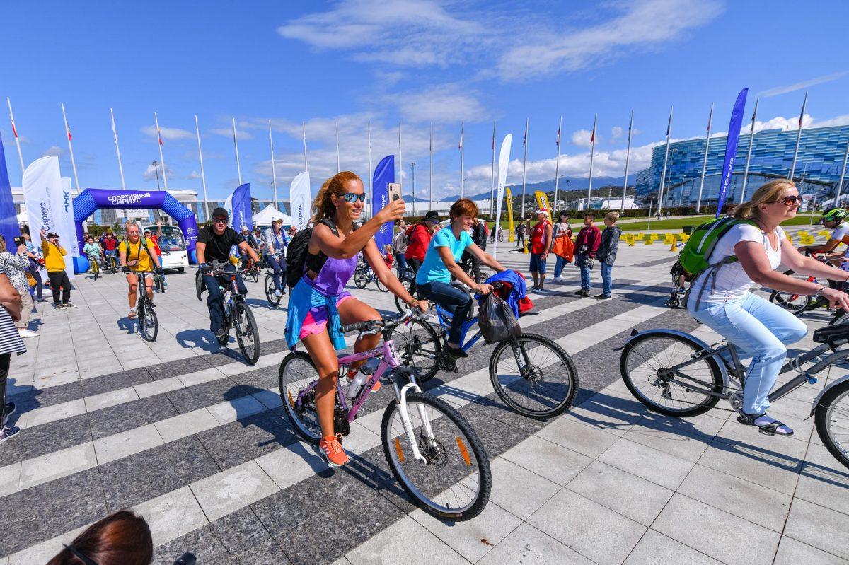 Всероссийский онлайн-заезд «ВелоСириус»