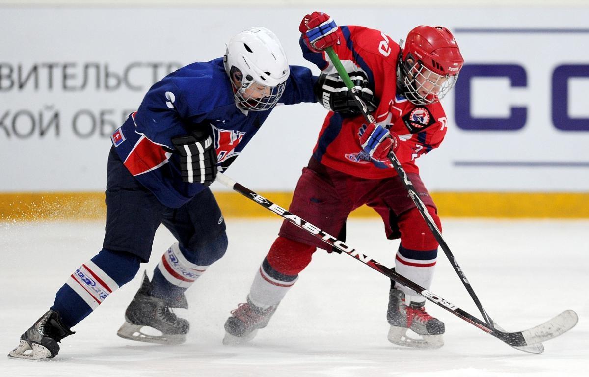 Октябрьская профильная смена «Хоккей»