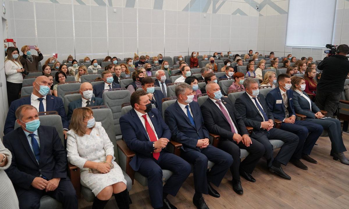 17 сентября в Брянске открылся региональный центр выявления, поддержки и развития способностей и талантов у детей и молодежи «ОГМА»