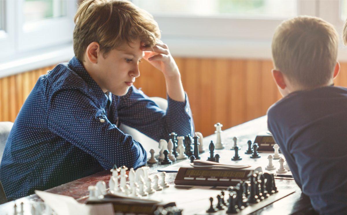 Профильная смена «Шахматы»